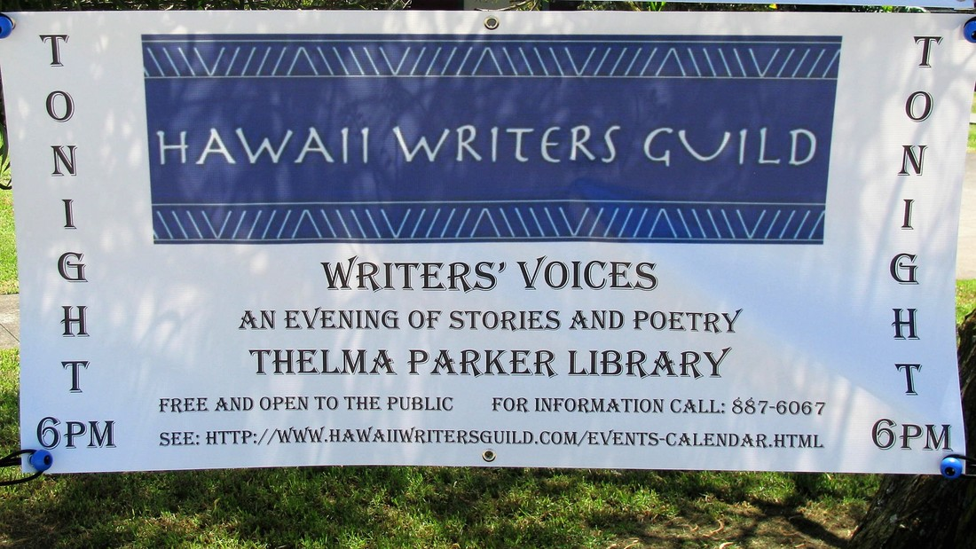 Guild News Hawaii Writers Guild